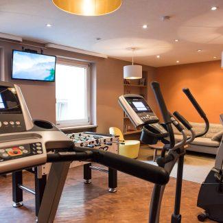 Hotel Amba Fitnessraum Geräte