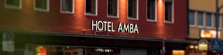 Hotel Amba Aussenansicht